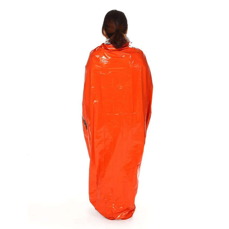 First aid sleeping bag outdoor survival blanket first aid thermal insulation blanket PE<br><br>Aliexpress