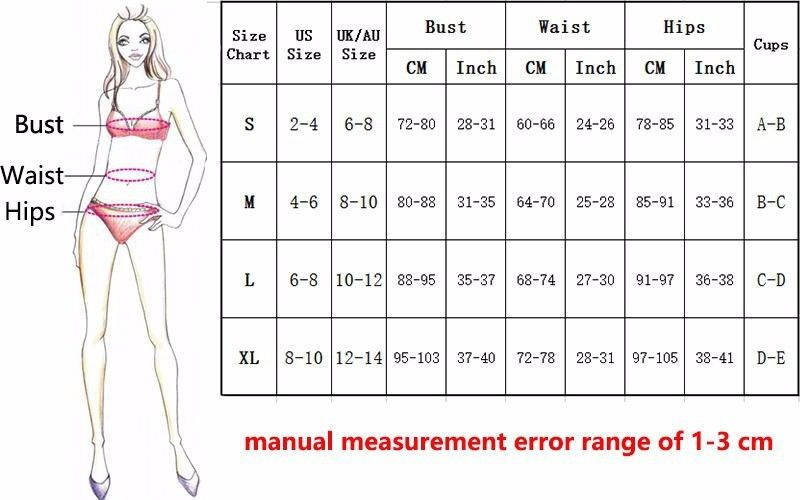 Hirigin Women Swimwear Striped Women Bikinis Set One Shoulder Bandage Pushed Up Paded Bikinis Swimsuits Real Photo 1