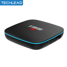 2017 New Android Google TV Box 2GB 16GB Amlogic S905W Quad Core Smart Set Top Box 2.4G WIFI HD TV Boxes Android7.1 DLAN T95R1(China)