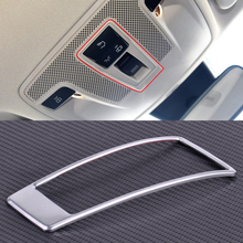 Car-styling Chrome Sunroof Light Switch Decor Trim Frame Cover Mercedes Benz GLA CLA B Class X156 C117 W176 W246 2015 2016 - Hutongstore auto parts store