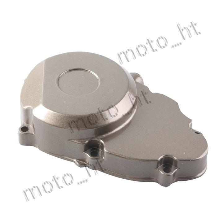 Stator Engine Crank Case Generator Cover Crankcase For Honda CBR 400 RR NC29 1991-1997 CNC Aluminum Alloy, Brown<br>