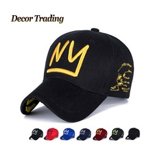 2016 spring summer high quality brand  cap NY baseball cap snapback hat cap adjustable hats for men and women