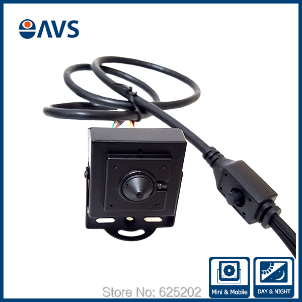 Mini Camera for ATM Machine with 3.7mm Lens 90 Degree Sony CCD 700TVL with OSD WDR<br>