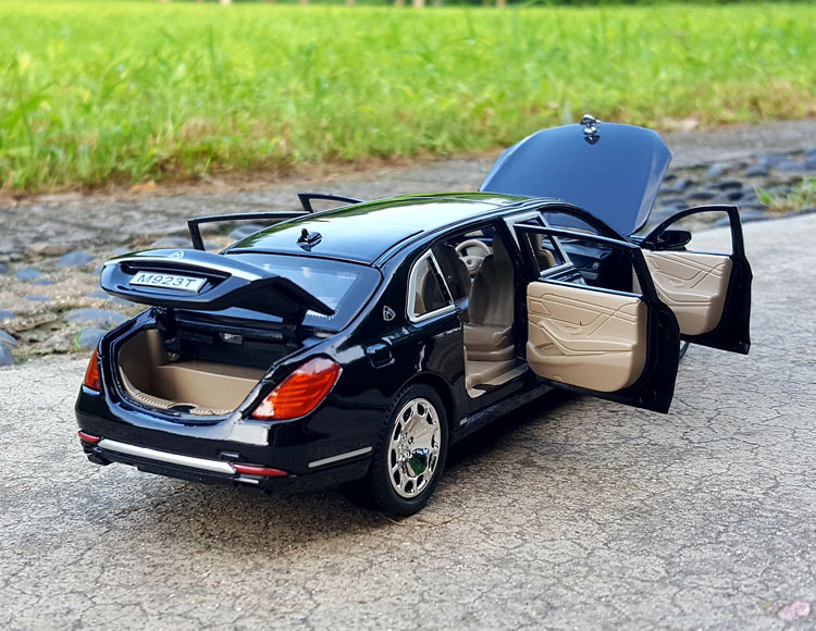 124 XLG TheBenz Maybach S600 Extended (9)