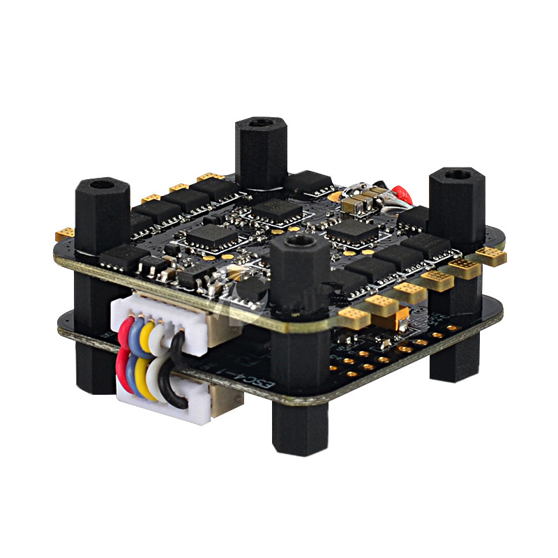 Mini F3 Flytower Flight control Integrated OSD 4 in 1 BLHeli ESC Built-in 5V 1A output BEC For FPV RC Drone<br>