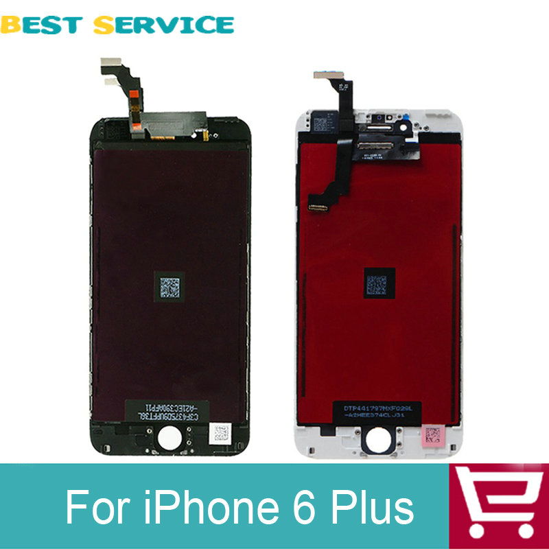 10Pcs/Lots New Brand OEM For iPhone 6 Plus LCD Screen Display With Touch Screen Digitizer Assembly DHL Free Shipping<br><br>Aliexpress