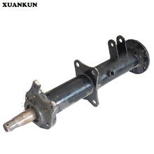 XUANKUN Beach Motorcycle Parts Shaft Drive Differential Rear Axle Box Axle Drive Rear Axle