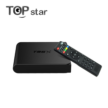 T95X Android 6.0 TV Box S905X Quad Core 2.4G Wifi  1G /8G 2g/16g Memory Smart android tv Box