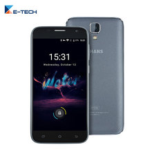 Original UHANS A101S Smartphone 5.0 Inch 1280x720 MTK6580 Quad Core Android 6.0 CellPhone 2450mAh 2GB RAM 16GB ROM Mobile Phone(China)