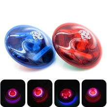 Flashing Spinning Tops Beyblade Toy Top Light Music Children Classic Toy LED Color Peg-top Gyroscope Kids Game Toys(China)