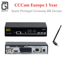 Openbox V8 Super+1 Year CCCAM+USB WiFi Satellite Receiver Receptor Decoder 3G WiFi DVB-S2 Youporn Power VU Newcamd Set Top Box