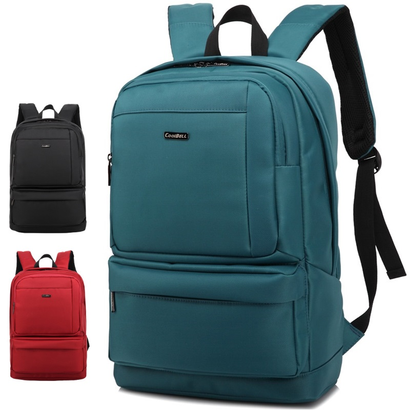 Coolbell Brand Shoulder Backpack For Laptop Bag 1414.4,15,15.6,Notebook Bag,For Macbook 15.4,Travel, School Bag,Free Ship<br><br>Aliexpress
