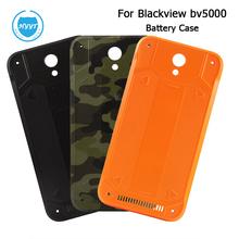 For Blackview BV5000 Case New Battery Cover Hard Shell Protective Back Cover For Blackview BV5000 Mobile Phone Free Shipping(China)
