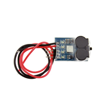 Matek Buzzer Signal Loss Alarm RC Lipo Battery Voltage Meter Monitor Tester &Low Voltage Buzzer