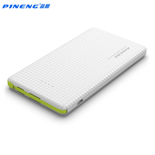 Original PINENG PN-951 Power Bank 10000mAh Portable Dual USB charge External Battery Mobile Phone quick powerbank - KEWEITE Store store
