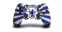 1pc Chelsea Football Team PS4 Skin Sticker Decal For Sony PS4 Playstation 4 Dualshouck 4 Game Controller Sticker