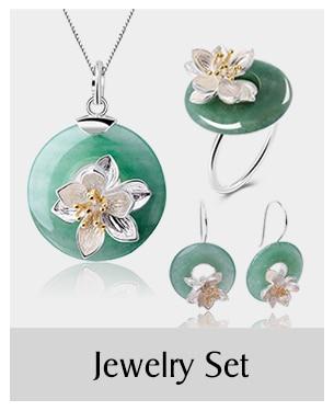 Lotus Fun Real 925 Sterling Silver Nature Stone Bracelet Fine Jewelry Adjustable Vintage Simple Gemstone Bracelet for Women