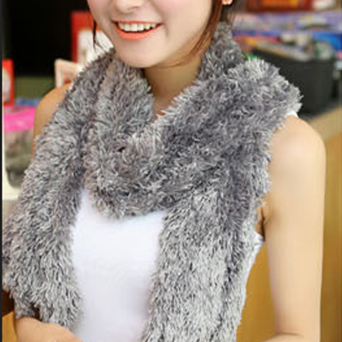 Solid DIY Magic Scarf Winter Scarf Amazing Shawls Pashmina Scarves For Women Lad