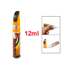 Wholesale 5X New Plastic Scratching Repair Touch Up Paint Pen Black Magic for Car Auto(China)