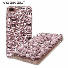 Buy Kogngu High-end Soft TPU Silicone Bumper Cases Apple Iphone 8 Plus Phone Cover Diamond Crystal Bling Iphone 8 Plus Case for $6.79 in AliExpress store