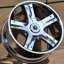 4x4 SUV Chrome 20x8.5 5x114.3 5x120.65 Car Aluminum Alloy Wheel Rims fit for Infiniti JX35(China)