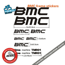 Bicycle BMC frame sticker road bike bmc decal Frame sticker  Frame Decals Sticker High Quality Decals
