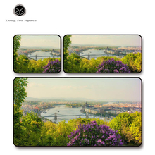 SJLUHS Beautiful Bridge Large Gaming Mouse Pad High Quality Expansion Mousepad Profession Free Shipping(China)