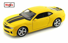 Maisto 1:24 2010 Chevrolet Camaro SS RS Diecast Model Car Toy New In Box Free Shipping