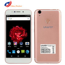 Original Uhappy UP720 Cell Phone MT6737 Quad Core Android 6.0 Mobile Phone 5.0 inch Unlocked GSM/WCDMA Band Dual SIM Smartphone