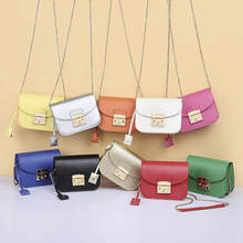 Buy 10 Colors High Small Womens Bags Pu Leather Crossbody Bags Women Messenger Bags Chain Fashion 2018 Female Bag Sac for $18.47 in AliExpress store