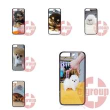 Hard Skin Phone For Sony T2 X XA For Huawei G6 G7 G8 Honor 5A 8 Note 8 LG G2 G3 Mini K7 V20 Pomeranian puppy dog 5