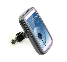 For Samsung Galaxy S3 i9300 GPS Cell Phone Bicycle Motor Bike Motorcycle Handle Bar Holder Waterproof Phone Case Bag