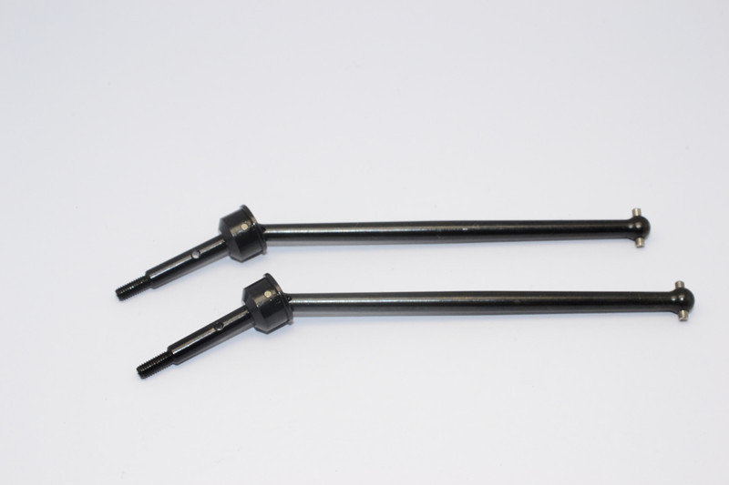 TEAM LOSI MINI 8IGHT longer section before and after 1/14 CVD 45 # steel universal joints<br>