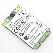 Wireless Adapter Card for GOBI1000 UN2400 3G HSDPA Wireless WWAN GSM GPRS UMTS EDGE WCDMA Module + GPS For HP 2530p 2730p 6930p(China)