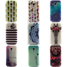 Cover For Samsung Galaxy S Duos S7562 Trend Plus S7580 Duos2 S7582 7652 7580 7582 Case Soft TPU Silicon Ultrathin Cell phone Cas