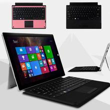 Cewaal Portable Wireless Bluetooth Keyboard For Microsoft Surface Pro3 Pro4 Touch(China)