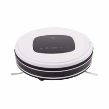 SMAD Robot Vacuum Cleaner Automatic Sweeping Robotic Dust Cleaning Intelligent Sweeper Diameter 13.4 inch Height 3.3 inch(China)