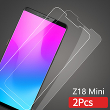 2Pcs ZTE nubia z17 s z17s v18 z18 mini miniS M2 Lite Enjoy Play N3 2018 Tempered Glass Screen Protector Film 9H z17 lite
