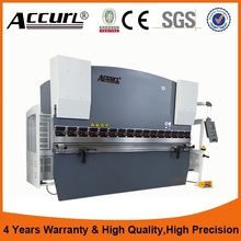 sheet metal manual folding machines, E21 125T cnc press brake bender machine for steel