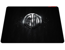 Team Solo Mid mouse pad big large pad to mouse notbook computer mousepad Halloween Gift gaming padmouse laptop gamer play mats(China)