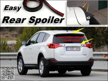 Root / Rear Spoiler For TOYOTA RAV4 RAV-4 RAV 4 Trunk Splitter / Ducatail Deflector For TG Fans Easy Tuning / Free Modeling
