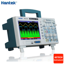LCD Deep Memory 100MHz Portable PC Oscilloscope Digital USB Mixed Signal Oscilloscope 2 Hantek MSO5102D