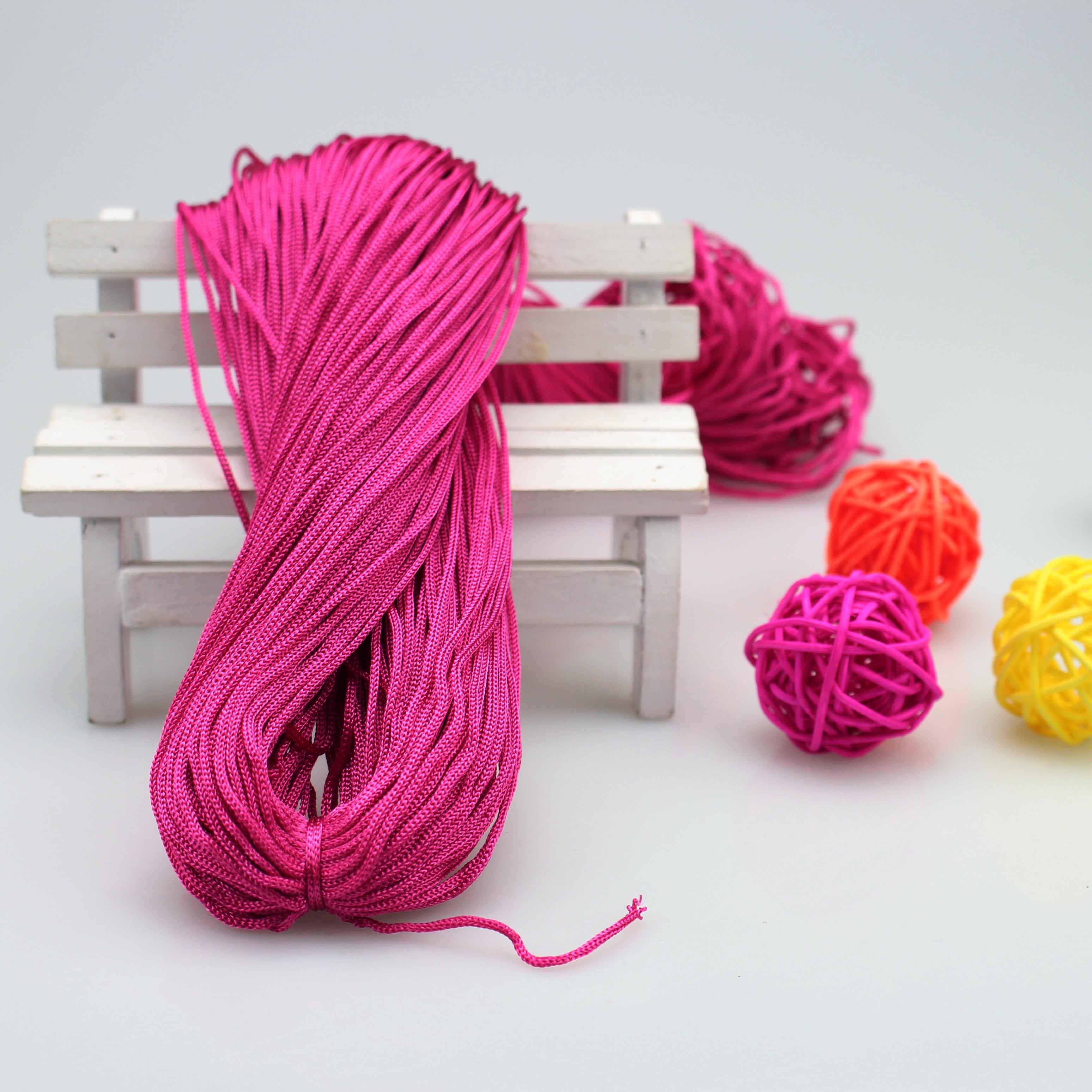 Нейлоновые нитки для вязания