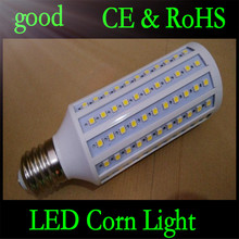 DHL Shipping E40 30W 5050 Chip 165 LED Corn Light 110V/220V Warm/White Bulb Maize Lamp Home Indoor Outdoor street lighting 40pcs(China)