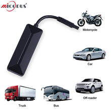 Mini GPS Tracker Car Waterproof IP65 9-100V Cut Off And Resume Oil Remotely Realtime Tracking Locator GSM Alarm LK710 Geo-fence