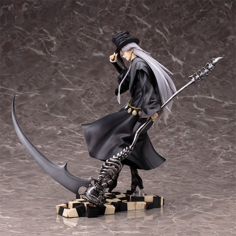 2017 Fashion Japanese anime Black Butler Action Figures Original Black Butler Model Toys Boys Girls Birthday Gifts Puppets<br>