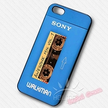 walkman awesom vol1 guardian Phone Case Cover For iPhone SE 4 4S 5S 5 5C 6 6S Plus 7 7Plus Samsung Galaxy S3 S4 S5 MINI S6 S7