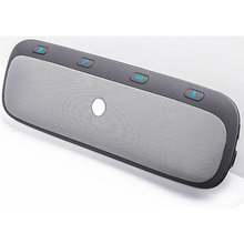 Sun visor Bluetooth MP3 In-Car Hands free Speakerphone Bluetooth AUX 3.5mm audio Output devices with infrared remote control