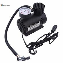 Portable Car/Auto 12V Electric Air Compressor/Tire Inflator Gas Meter Mini Car Inflatable Pump Air Pump Compressor