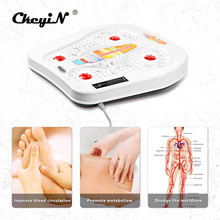 Electric Far Physical Infrared Therapy Vibration Antistress Foot massage machines Massager foot care device AM075-4647